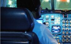 CAE Flight SIM